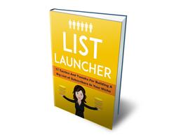 Free MRR eBook – List Launcher