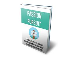 Free MRR eBook – Passion Pursuit