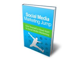 Free MRR eBook – Social Media Marketing Jump