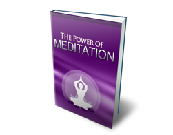 Free MRR eBook – The Power of Meditation