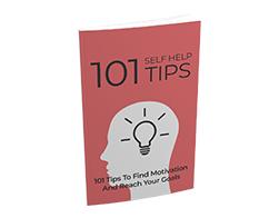 Free MRR eBook – 101 Self Help Tips
