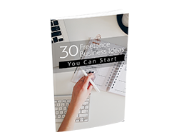 Free MRR eBook – 30 Freelance Business Ideas You Can Start