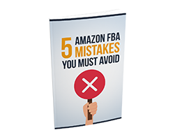 Free MRR eBook – 5 Amazon FBA Mistakes You Must Avoid