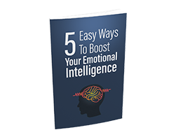 Free MRR eBook – 5 Easy Ways to Boost Your Emotional Intelligence