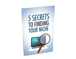 Free MRR eBook – 5 Secrets to Finding Your Niche