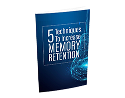 Free MRR eBook – 5 Techniques to Increase Memory Retention