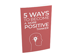 Free MRR eBook – 5 Ways to Become a More Positive Thinker