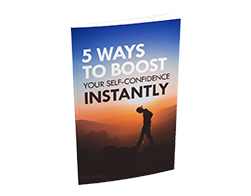 Free MRR eBook – 5 Ways to Boost Your Self-Confidence Instantly
