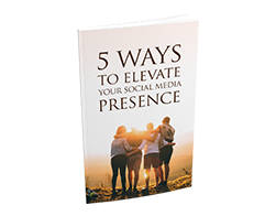 Free MRR eBook – 5 Ways to Elevate Your Social Media Presence