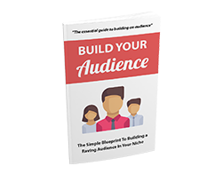 Free MRR eBook – Build Your Audience