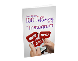 Free MRR eBook – How to Get 100 Followers a Day on Instagram
