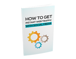 Free MRR eBook – How to Get Instant Web Traffic With Social Media
