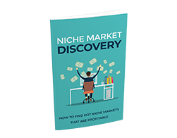 Free MRR eBook – Niche Market Discovery