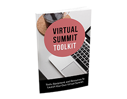Free MRR eBook – Virtual Summit Toolkit