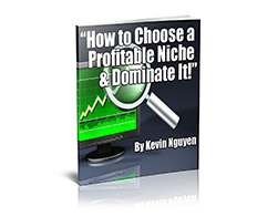 Free MRR eBook – How to Choose a Profitable Niche & Dominate It!