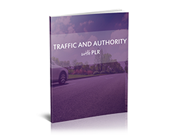 Free MRR eBook – Traffic and Authority With PLR